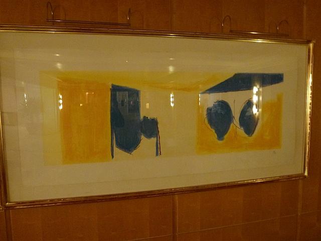 Robert Motherwell - Mediterranean Light