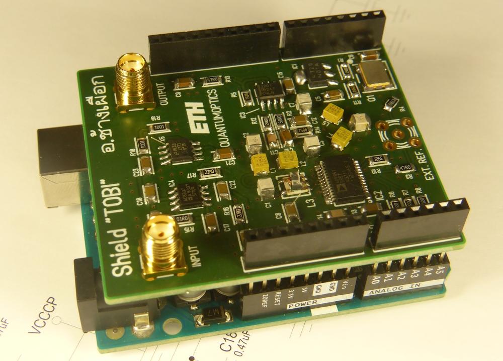 Arduino Shield ''TOBI''