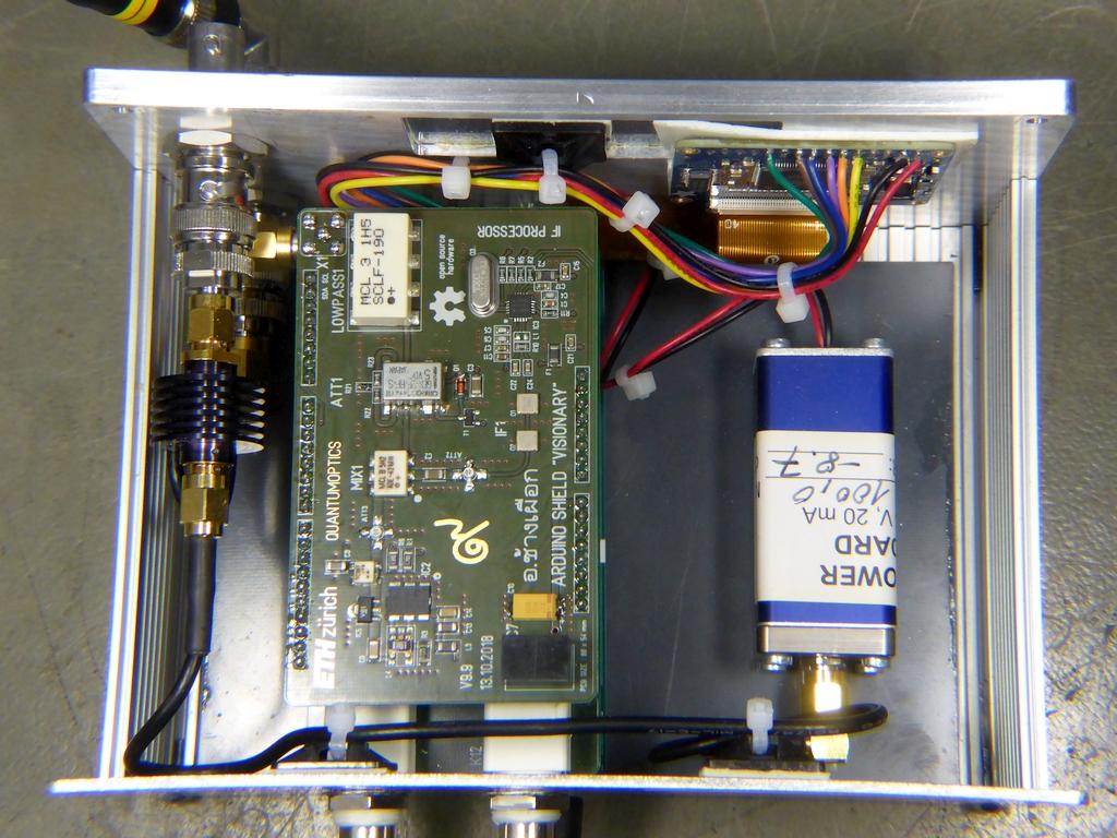 Arduino Genuino Project Visionary Colour Sensor Open Source Hardware And Computing Inside