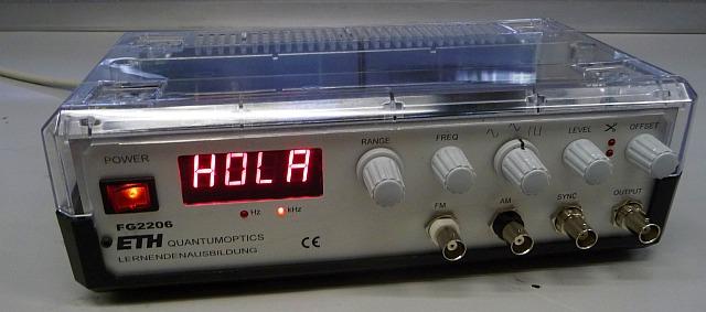 xr2206 function generator