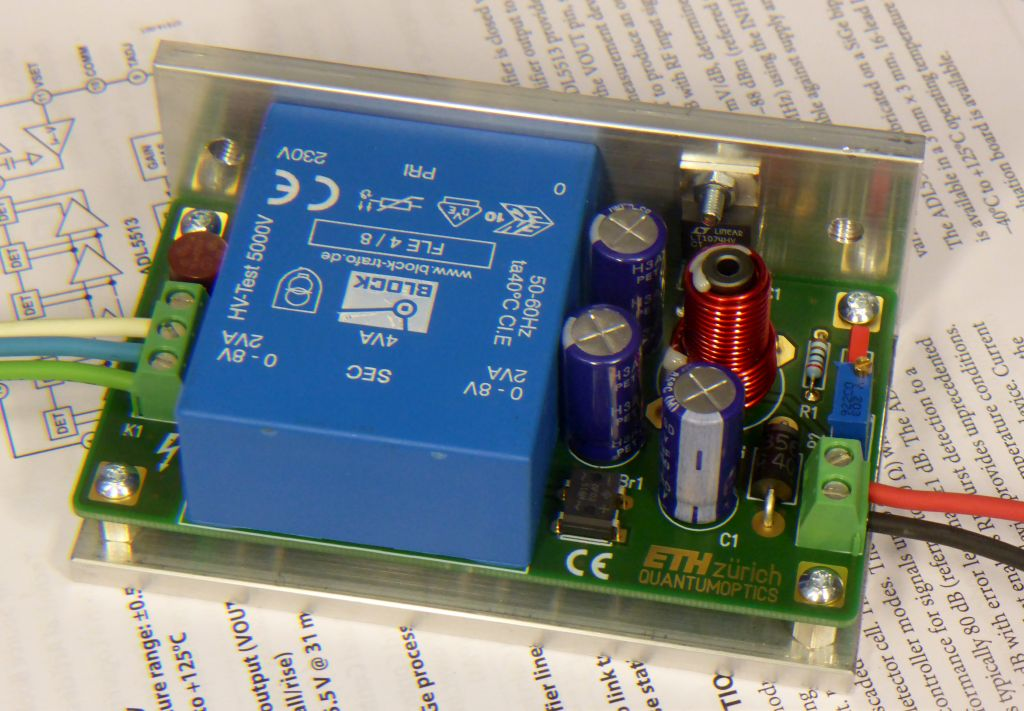 Power Supply Project • PETH-6-1074