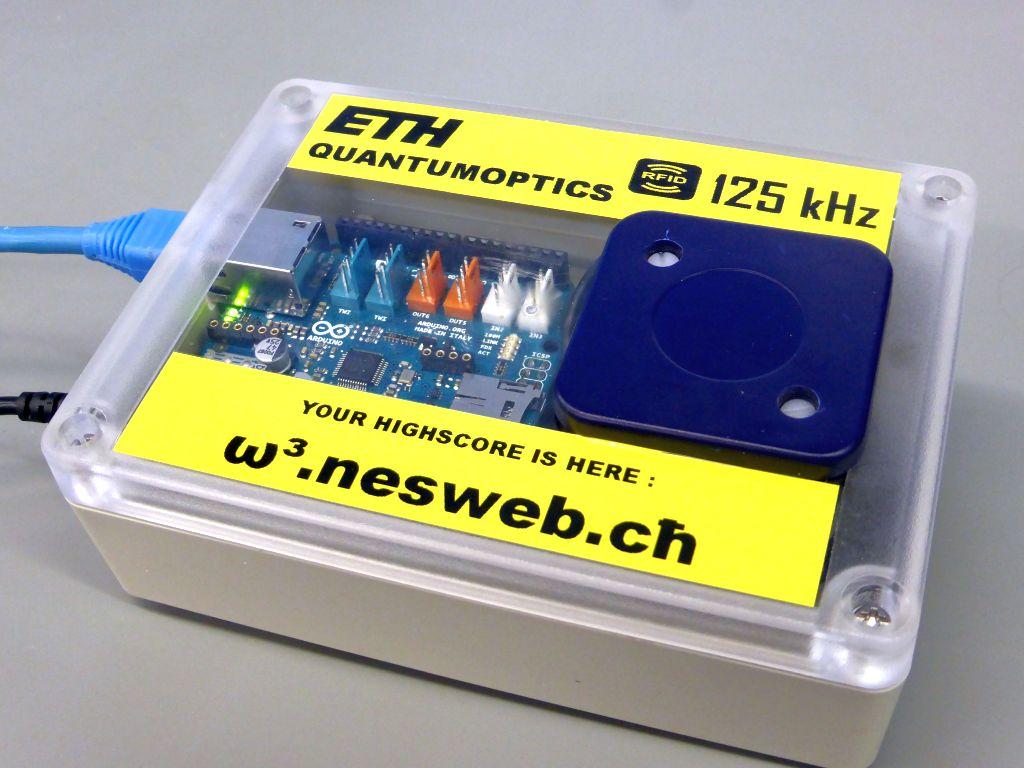 Arduino/Genuino RFID Reader