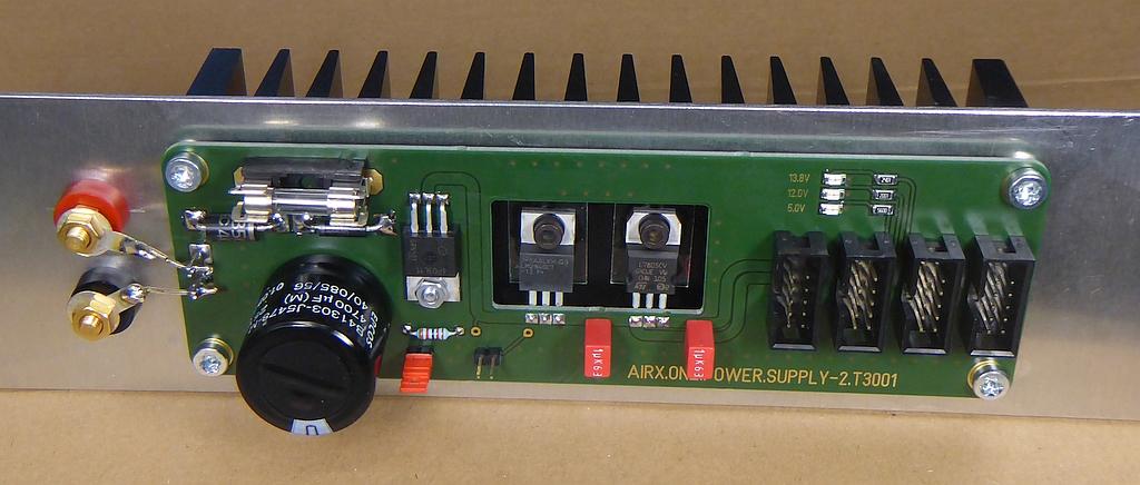 homebrew airband receiver. Black Bedroom Furniture Sets. Home Design Ideas