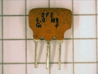 Ceramic Bandpass Filters