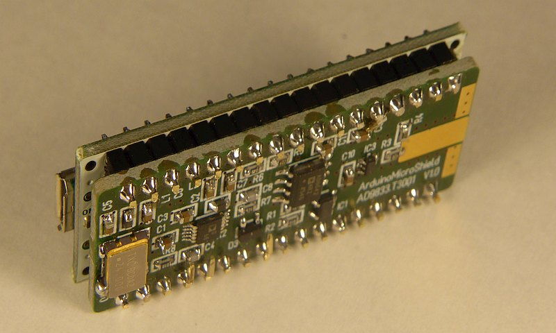 AD9833 Micro Waveform Generator