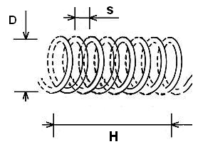 Online calculator helical coil air core coil greentooth Image collections