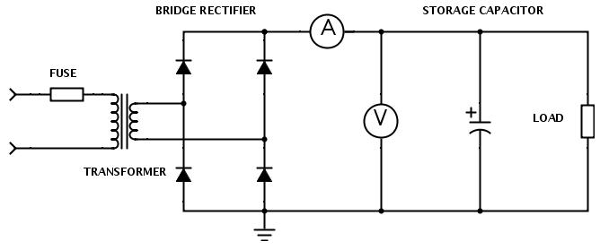 Online Calculator  :  Linear Power Supply Designer
