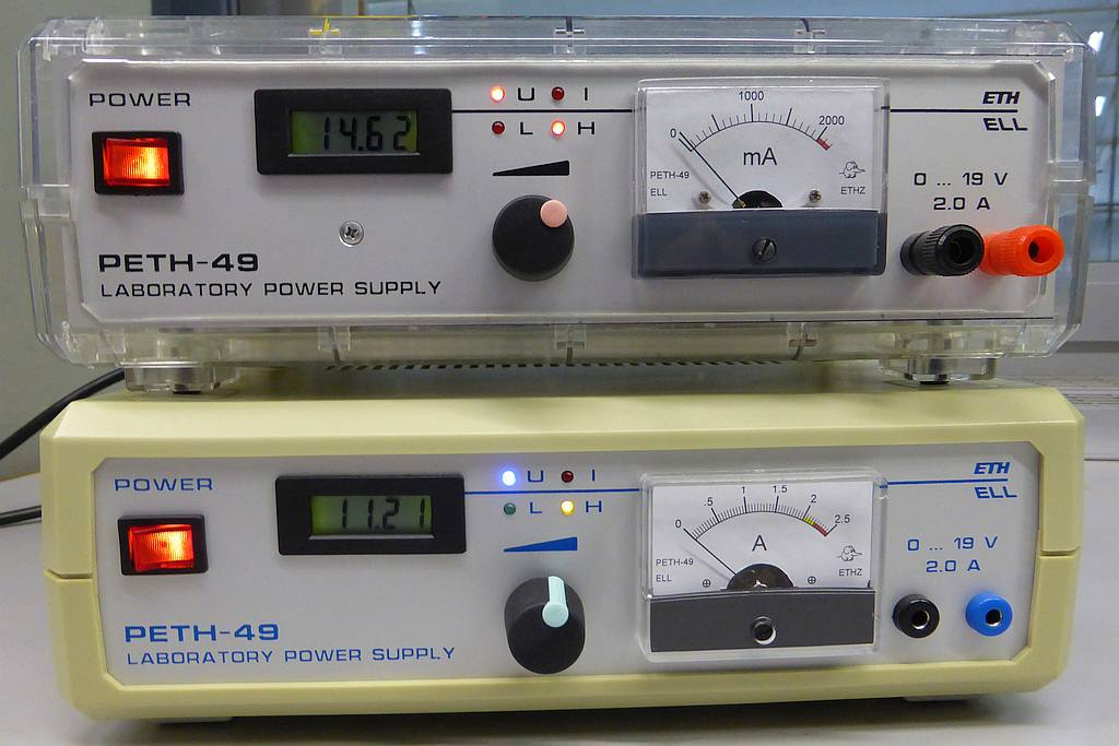 homebrew power supply peth 49linear regulated power supply 20v, 2a easy to upgrade