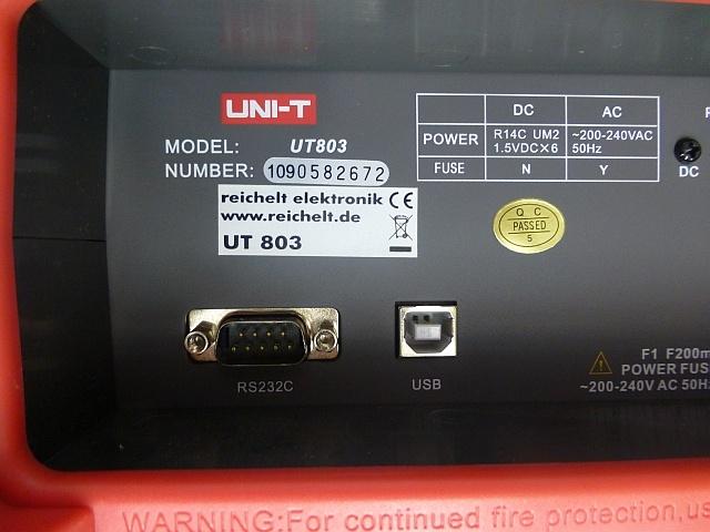 UT803