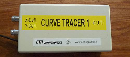Curve Tracer