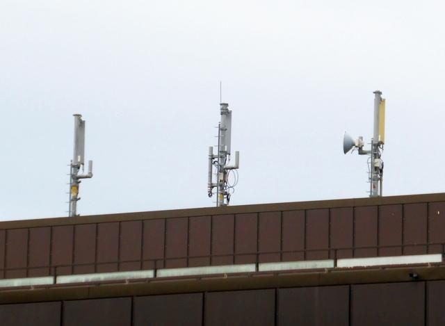 GSM Antenna @ ETH Hoenggerberg