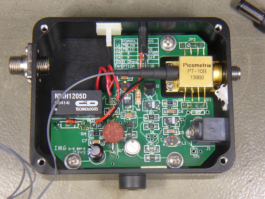 Thorlabs PDA8GS