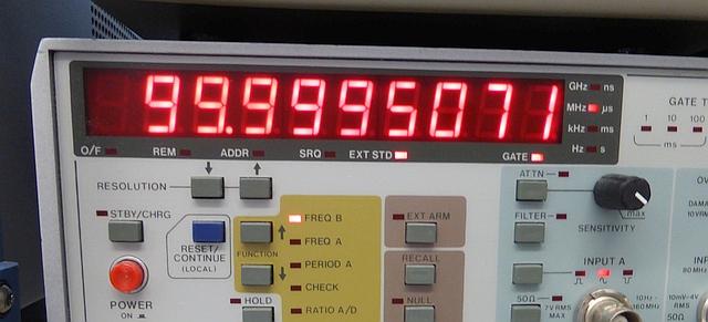 Si570 Calibration